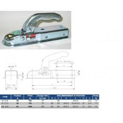 COUPLEUR -   K1200 AUTO/MAN
