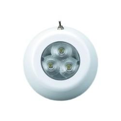 LAMPE A LED BLANC 0,22W / 12v  3 LED