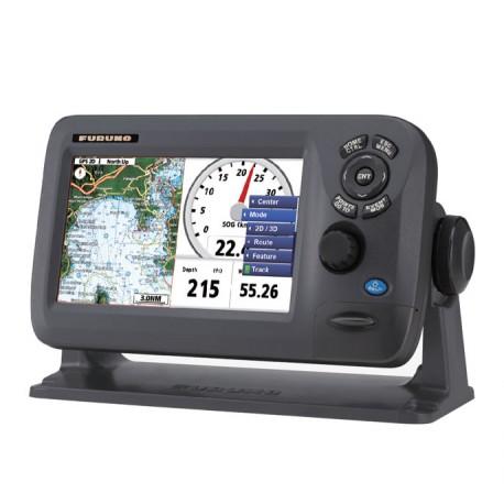 """Combiné GPS/Sondeur/Lecteur de cartes 7""""/WiFi"""