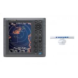 RADAR 10P LCD COUL/ANT120CM/64NM/6KW
